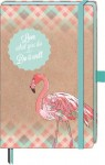 Carnet dictando Flamingo