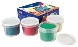 Plastilina Soft-clay-400 gr